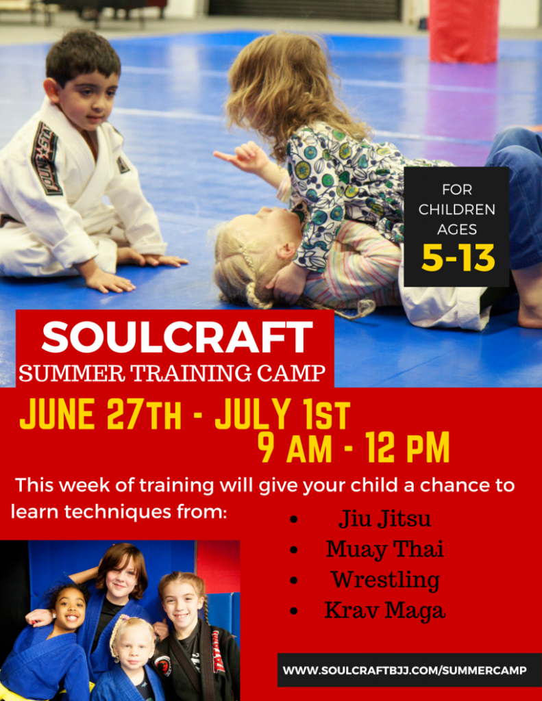 Soulcraft Summer Camp 2016